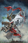 Theoden Vs. the Captain of the Haradrim