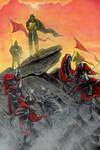 Sauron Bows Submits to Ar-Pharazon