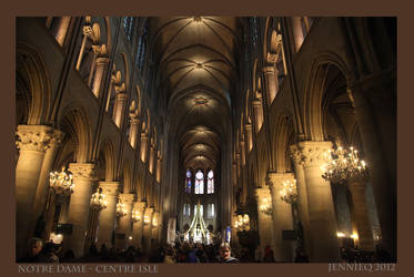 Notre Dame Centre Isle by JQ444