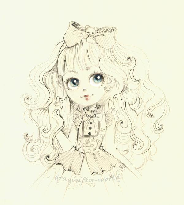 Blondie by dragonfly-world