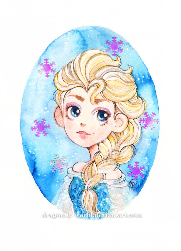 Elsa Cammeo by dragonfly-world