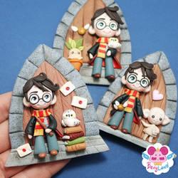 Harry Potter doors