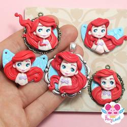 Ariel Portraits