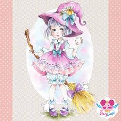 Kokoli Witch in my style