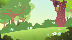 Cutie Mark Chronicles Flashback Forest