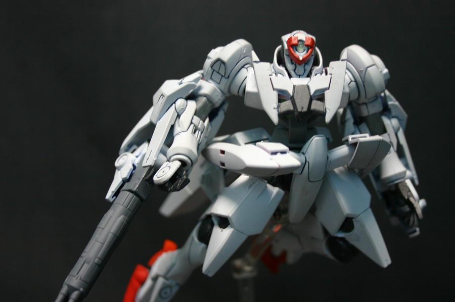 """HG GN-X III """"Blitz Bullet"""" by Fi-BER"""