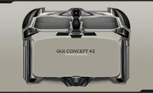sindomin GUI concept by tadejmiklavc