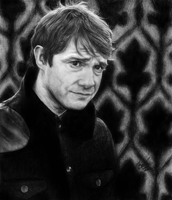 John Watson by AmandaTolleson