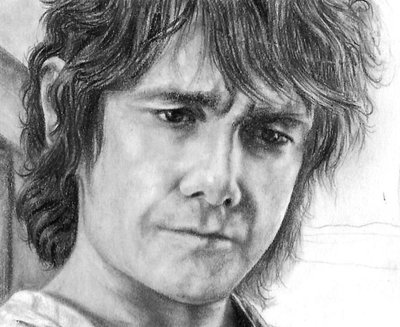 Bilbo WIP Preview by AmandaTolleson