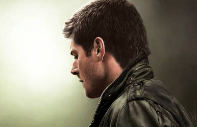 Dean Winchester by AmandaTolleson