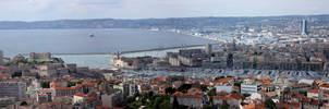 Marseille 44 MegaPixels by stntoulouse