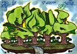'Soul' Tree Sketch. by Monsieur-Drams