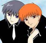 Best Friends - Yuki and Kyo