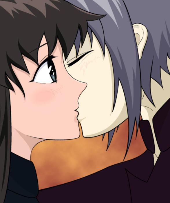 Tohru And Yuki Kissing Colored By Mikaelapuff On DeviantArt