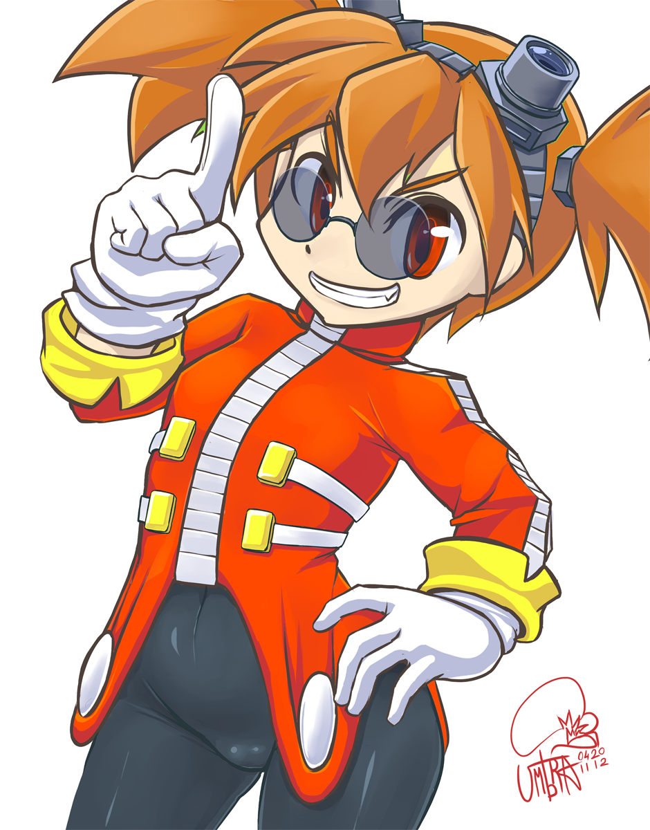 Eggman Without Glasses
