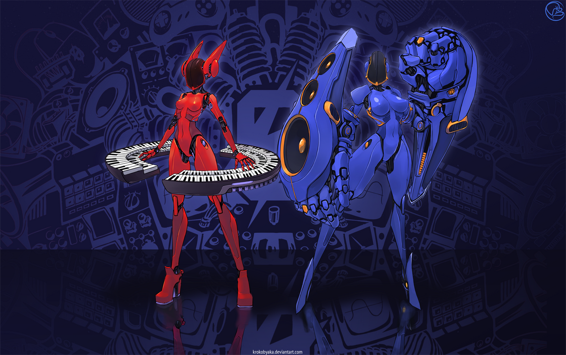 Duet by Krokobyaka