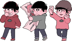 the Other matsu by dabbudraws