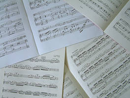 requiemstock - sheet music 1