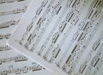 requiemstock - sheet music 2