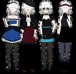 Random Clothes (Formal)
