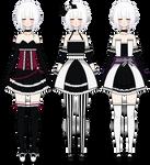 Formal Dresses ( Gothic Version )