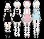 Random Clothes (Cute Version)