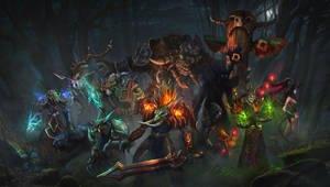 World of Warcraft - Guild Painting