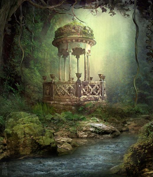 The Secret Forest By Meeranuhm On Deviantart