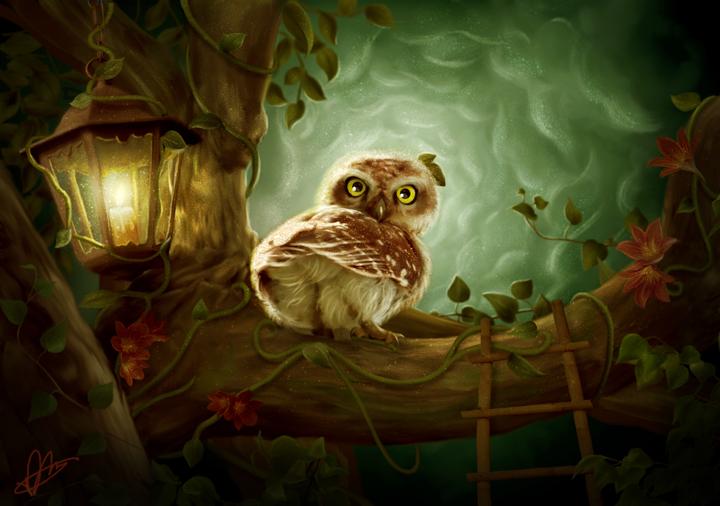 Night Guard by MeeranUhm
