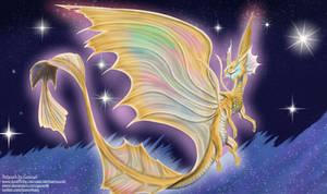 Fanart: Pretty Lady of the skies