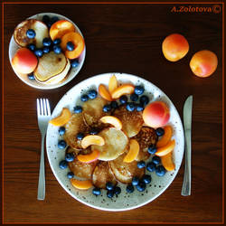 Summer Breakfast by AnnaZLove