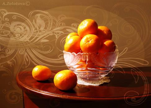 Tangerine Paradise 1