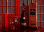 Remy Martin et le cigare 4. In red