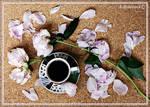 Silk petals and Black coffee