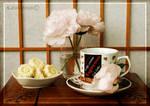 Creamy Fudge for morning coffee 1