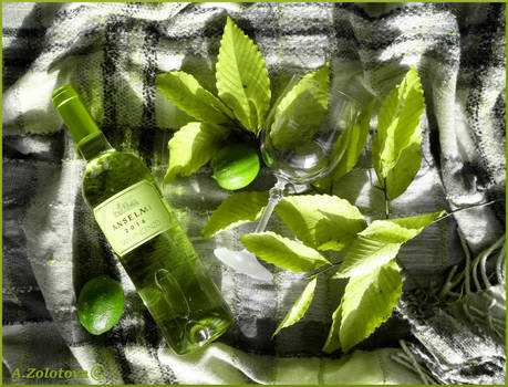 The Wine Of The Gods 2. Light green
