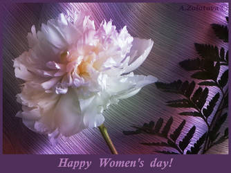 Happy Women's day 2019 by AnnaZLove