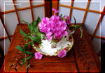 Teacup with delicate Flowers 2