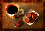 Dessert for coffee 2 by AnnaZLove