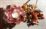 Crystal candleholder 2
