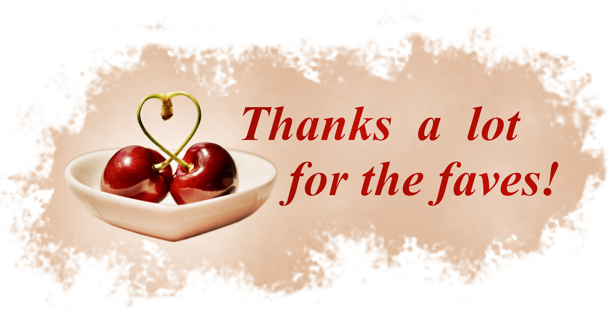 Thanks a lot for the faves. Cherries 2. Red