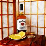 Whiskey with Lemon. Light
