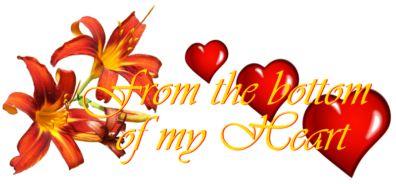 From the bottom of my Heart. Lily