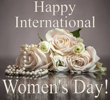 Happy Internayional Women's Day! Roses