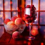 Raspberry or Peaches 2