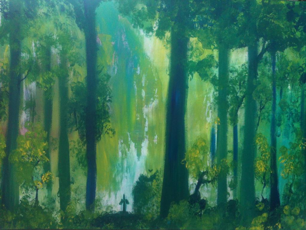 Lost Woods by Jinsmadventure