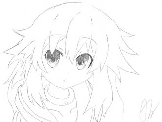 Adult Neptune [Rough Sketch] by machineseven