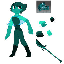 New Gemsona lol by ShadeBrineLunar