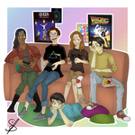 Ready Player One - Playing video games