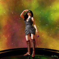 Space Gazing
